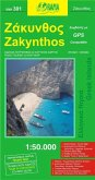 Zakynthos 1 : 50 000