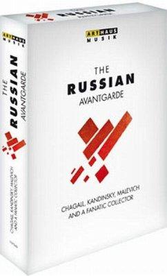 The Russian Avantgarde, 4 DVDs