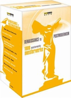 1000 Meisterwerke: Renaissance to Postmodernism...