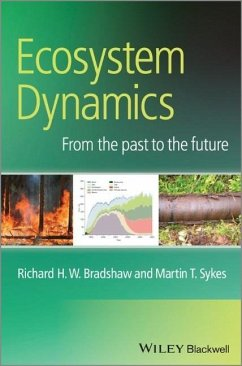 Ecosystem Dynamics: From the Past to the Future - Bradshaw, Richard H. W.; Sykes, Martin T.