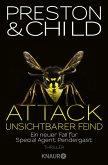 Attack - Unsichtbarer Feind / Pendergast Bd.13 (eBook, ePUB)