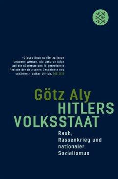 Hitlers Volksstaat (eBook, ePUB) - Aly, Götz