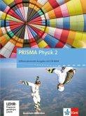 Prisma Physik 2. Ausgabe für Nordrhein-Westfalen - Differenzierende Ausgabe. Schülerbuch mit Schüler-CD-ROM 7.-10. Klasse