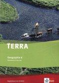 TERRA Geographie für Sachsen - Ausgabe für Oberschulen. Begleitband 8. Schuljahr mit Kopiervorlagen und CD-ROM