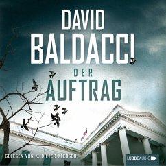 Der Auftrag / Camel-Club Bd.5 (MP3-Download) - Baldacci, David