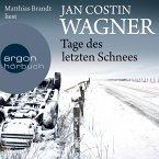 Tage des letzten Schnees / Kimmo Joentaa Bd.5 (MP3-Download)