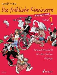 Die fröhliche Klarinette, Lehrbuch