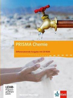PRISMA Chemie. Ausgabe für Nordrhein-Westfalen - Differenzierende Ausgabe. Schülerbuch mit Schüler-CD-ROM 7.-10. Schuljahr