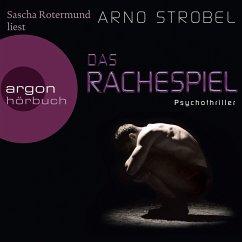 Das Rachespiel (MP3-Download) - Strobel, Arno