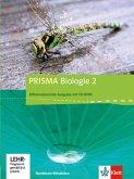 Prisma Biologie 2. Ausgabe für Nordrhein-Westfalen - Differenzierende Ausgabe. Schülerbuch mit Schüler-CD-ROM 7.-10. Schuljahr