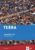 TERRA Geographie für Thüringen - Gymnasium. Arbeitsheft Klasse 9/10