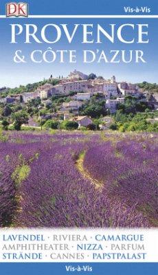Vis-à-Vis Reiseführer Provence & Côte d´Azur
