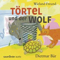 Törtel und der Wolf, 2 Audio-CDs