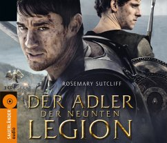 Der Adler der Neunten Legion, 3 Audio-CDs