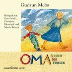 Oma!, schreit der Frieder / Oma & Frieder Bd.1 (Audio-CD)