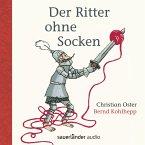 Der Ritter ohne Socken, 1 Audio-CD