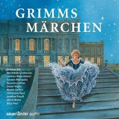 Grimms Märchen, 4 Audio-CDs - Grimm, Jacob; Grimm, Wilhelm