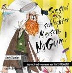 Sie sind ein schlechter Mensch, Mr Gum! / Mr Gum Bd.1 (1 Audio-CD)
