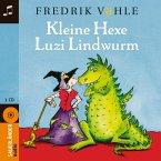 Kleine Hexe Luzi Lindwurm, 1 Audio-CD