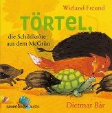 Törtel, die Schildkröte aus dem McGrün, 2 Audio-CDs