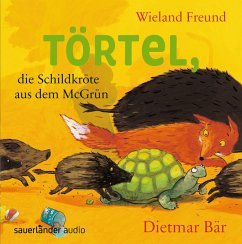 Törtel, die Schildkröte aus dem McGrün, 2 Audio...