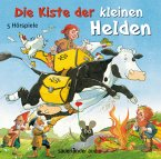Die Kiste der kleinen Helden, 5 Audio-CDs