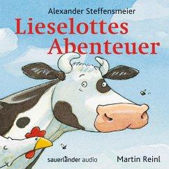 Lieselottes Abenteuer, 1 Audio-CD - Steffensmeier, Alexander
