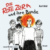 Die rote Zora und ihre Bande, 1 Audio-CD