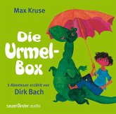 Die Urmel-Box, 6 Audio-CDs (Jubiläumsedition)