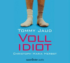 Vollidiot, 3 Audio-CDs - Jaud, Tommy