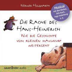 Die Rache des Hans-Heinerich, 1 Audio-CD