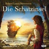 Die Schatzinsel, 2 Audio-CDs