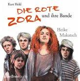 Die Rote Zora und ihre Bande, 5 Audio-CDs