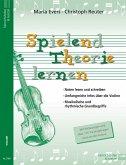 Spielend Theorie lernen, Violine