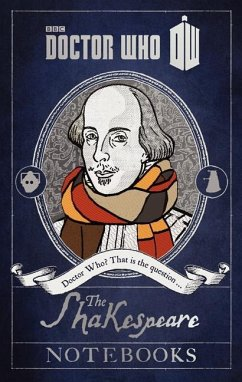 Doctor Who: The Shakespeare Notebooks - Richards, Justin