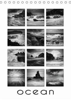 Ocean / UK-Version (Table Calendar perpetual DIN A5 Portrait)