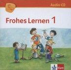 1. Schuljahr, Audio-CD / Frohes Lernen, Fibel, Ausgabe Bayern 2014