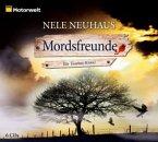 Mordsfreunde / Pia Kirchhoff & Oliver von Bodenstein Bd.2, 6 Audio-CDs