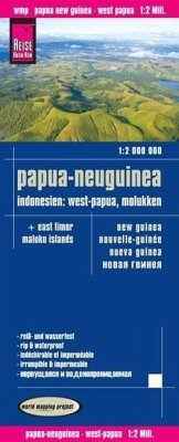 World Mapping Project Papua-Neuguinea, West-Pap...