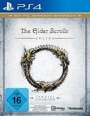 The Elder Scrolls Online: Tamriel Unlimited (PlayStation 4)