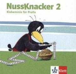 Klebeminis für Profis, 2. Schuljahr / Der Nussk...