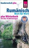 Kauderwelsch plus Rumänisch - Wort für Wort +