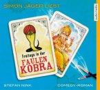 Freitags in der Faulen Kobra / Siebeneisen Bd.2 (5 Audio-CDs)