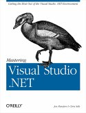 Mastering Visual Studio .NET (eBook, ePUB)