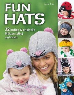 Fun hats - Rowe, Lynne