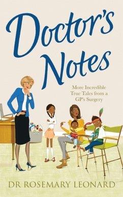 Doctor's Notes (eBook, ePUB) - Rosemary Leonard