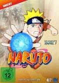 Naruto - Staffel 7 - Folge 158-183 DVD-Box