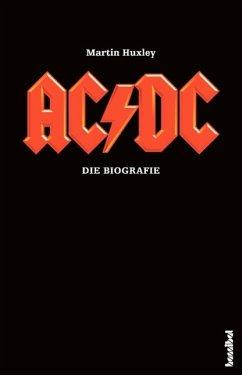 AC/DC (eBook, ePUB) - Huxley, Martin