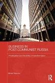 Business in Post-Communist Russia (eBook, ePUB)