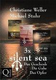 """Gesamtausgabe der """"silent sea""""-Trilogie (eBook, ePUB)"""